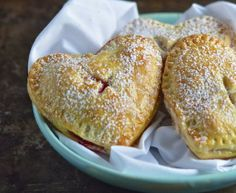 raspberry mascarpone hand pie