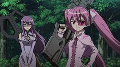 ~Akame Ga Kill~ Mine and Sheele