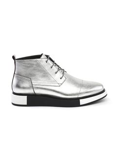 Geo Desert Silver, a United Nude men's style available also for women, now on mid season sale! SHOP NOW #unitednude #AW16 #geodesert #sale #midseasonsale