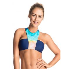 #POPsurf Lycra Separate Bikini Top