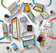 6 tendencias para el diseño gráfico de eLearning
