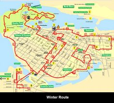 Quot The Vancouver Trolley Hop On Hop Off Tour Makes The