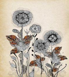 Beautiful Art Work by Iveta Abolina