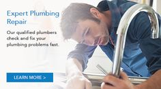 When it comes to plumbing repairs, Service Experts Heating & Air Conditioning is the expert in regards to plumbing service and products. Our experts can answer any of your questions and provide assistance with your repairs.