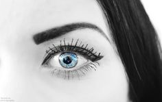 #eye#blue#details....