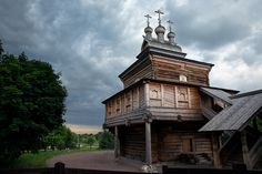 Church by Ivan Popov on 500px