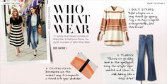 Who What Wear Spring Fashion Must Haves Lookbook | SHOPBOP