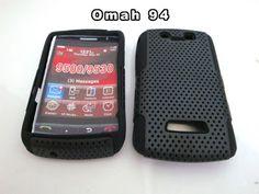 Otterbox Blackberry Storm 9500 9520 9530 Odyn 9550 - Hitam / Black