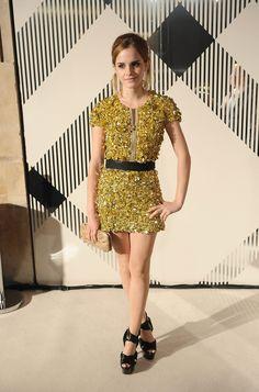 Evolution du Look d'Emma Watson | POPSUGAR Celebrity France
