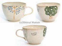cups by shinzi katoh