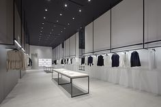 theory shop by Nendo, Los Angeles - California