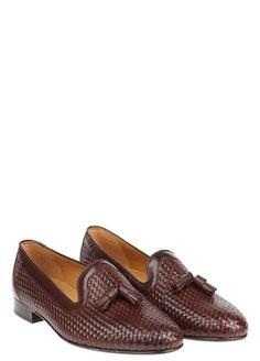 Püskül detaylı JR for Bow-Tie loafer
