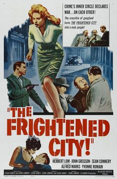 The Frightened City (1961) Sean #connery #lom