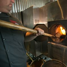 Gotta add more fuel to the fire. Blackjack oak is how we roll. #PitmasterLife #DayInTheLife