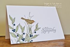 Simply Sketched with sympathy