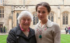 testament of youth film vera brittain - Google Search Shirley Williams (on left, daughter of Vera Brittain)