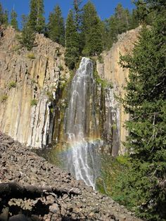 palisade falls Bozeman, Montana
