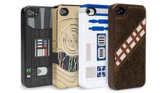Make your iPhone stand out from the rest with these Star Wars iPhone cases. With your option of Darth Vader, and Chewbacca themed cases, these officially licensed Star Wars iPhone cases are sure to turn a few geeky heads. Iphone 4s, Coque Iphone, Iphone Cases, Apple Iphone, 4s Cases, Iphone Stand, Buy Iphone, Star Wars Love, Star Wars Film