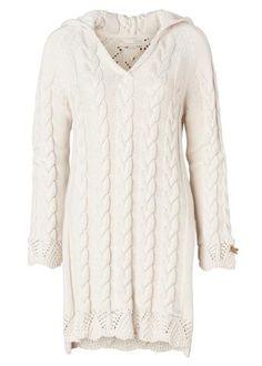 Odd Molly Sweater creme - Cabel Hood Sweater 816M-755 chalk – Acorns