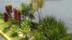 Ideia jardim frente casa
