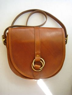 J.W. Hulme saddle bag | Eugene Choo