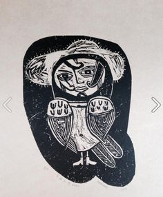 New Zealand Art, Maori Art, Year 9, Bird Prints, Printmaking, Graham, Favorite Things, Charlotte, Owl