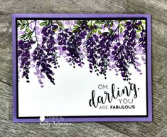 Watch my Facebook Live - it's so much fun! VIDEO TUTORIAL - Click for details - ❤️SHOP❤️ - ORDER STAMPIN' UP! PRODUCTS ON-LINE. Purchase the $99 Starter Kit & enjoy a 20% discount! Tons of paper crafting ideas & FREE Online Classes. www.AStampAbove.com Outline Images, Stamping Up Cards, Pretty Cards, Sympathy Cards, Flower Cards, Stampin Up, Birthday Cards, Paper Crafts, Card Crafts