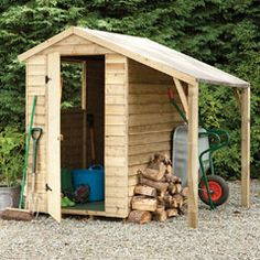 Large Wooden Sheds Sale | Fast Delivery | Greenfingers.com - 4 X 6