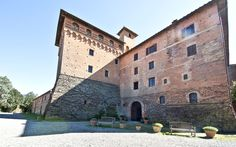 Courtesy of Airbnb                                             San Fabiano Castle        1 of 10        Where: Monteroni d'Arbia, Tuscany, Italy Price: $136/night
