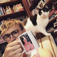 Pin for Later: These Hot British Guys Look Even Cuter With Their Furry Friends Tom Fletcher