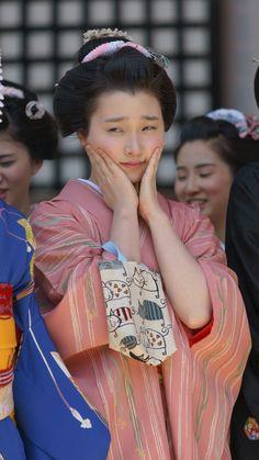maiko 舞妓 mameroku 豆六 祇園甲部 KYOTO JAPAN