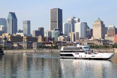 Boat excursions in Montreal - Montreal Families - July 2016 - Montreal