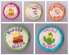 @Katie Hrubec Hrubec Schmeltzer Schmeltzer Aki we deserve all of these merit badges