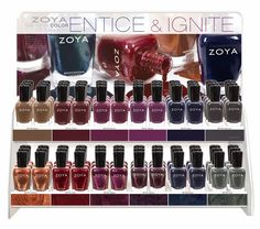 ZOYA Fall 2014 Entice & Ignite Collection, Press Release | Nails Beautiqued