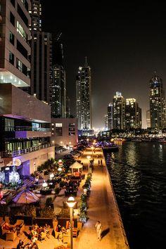 Dubai Marina   UAE (by Make1st)