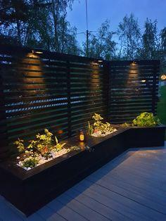 Back Garden Design, Modern Garden Design, Landscape Design, Backyard Patio Designs, Backyard Fences, Backyard Landscaping, Garden Planning, Outdoor Gardens, Outdoor Living