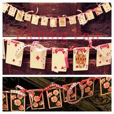 Valentines decor  vintage-style