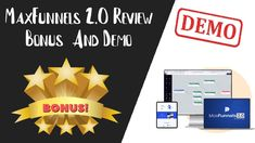 MaxFunnels 2.0 Demo | MaxFunnels 2.0 Review And Bonus Marketing Goals, Make It Yourself