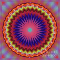 Bursting #Star #Mandala by #Kaye_Menner #Photography Quality Prints Cards Products at: http://kaye-menner.pixels.com/featured/bursting-star-mandala-by-kaye-menner-kaye-menner.html