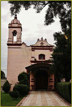 Templo San Andrés,San Andrés Metla,Cocotitlán,Estado de México