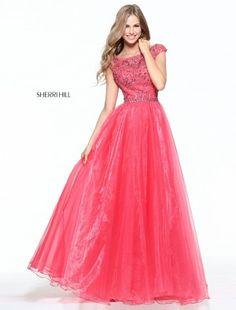 Sherri Hill 50954 Prom Dress