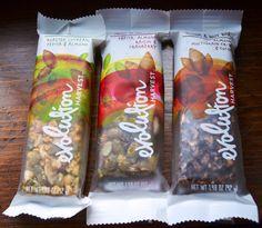 Evolution Harvest Bars