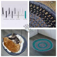 CUSTOM Katten Hangmat | Cat Hammock