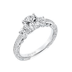 Artcarved Bridal: Rowan | In love with this ring
