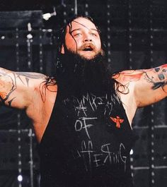 Bray Wyatt from the Facebook page