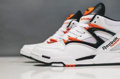 eedb41a20fef Reebok Classics Pump Omni Lite (White Black-Solar Orange) - Sneaker Freaker