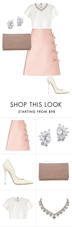 """#3 I woke up with a new Bottega-"" by pearls-and-ribbons ❤ liked on Polyvore featuring EUDON CHOI, Kenneth Jay Lane, Jimmy Choo, Abro and Neil Barrett"