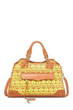 #styles Woven Bag / Rebecca Minkoff...