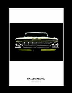 2017 Calendar  Cars by TheRandomImage on Etsy #cars #hotrods #mopar #chrysler #dodge #carcalendar #calendar #planner #wallart #stationery #buyart #onlineshopping #gifts #homedecor #interiordesign #home #interior #prints #2107calendar #originalart #etsyshop #art #prints #artist #Melbourne