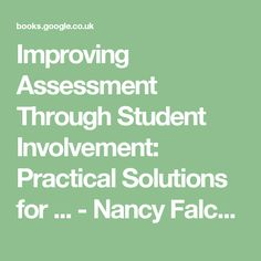 rubric assessment goes to college selke mary j goggins
